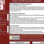 Remove WannaCry (Wanna Cry, Wanna Decryptor) ransomware (virus) from Apple Mac OSX (macOS)