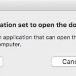Remove Mac File Opener virus (pop-ups) from Apple Mac OSX (macOS)