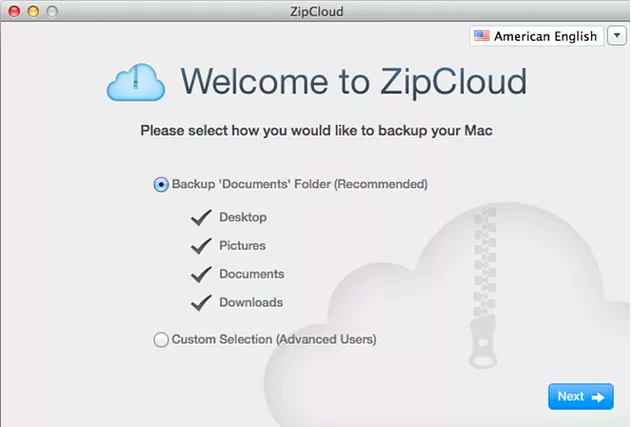 ZipCloud virus