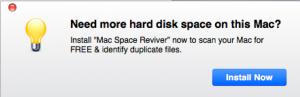 Mac Space Reviver