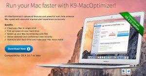 K9-Mac Optimizer