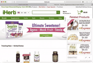 ad powered by shopperify